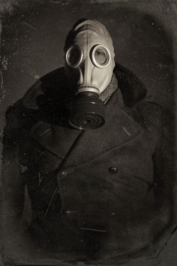 Never Leave Home Without Your Gas Mask