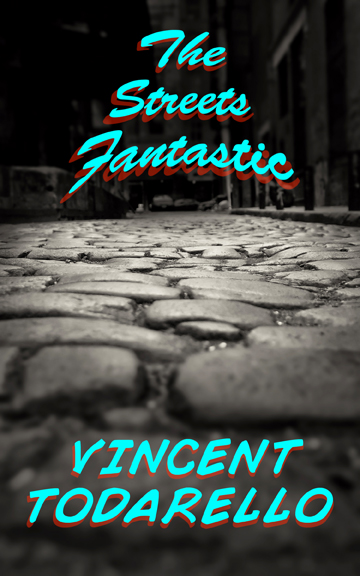 streets fantastic front cover