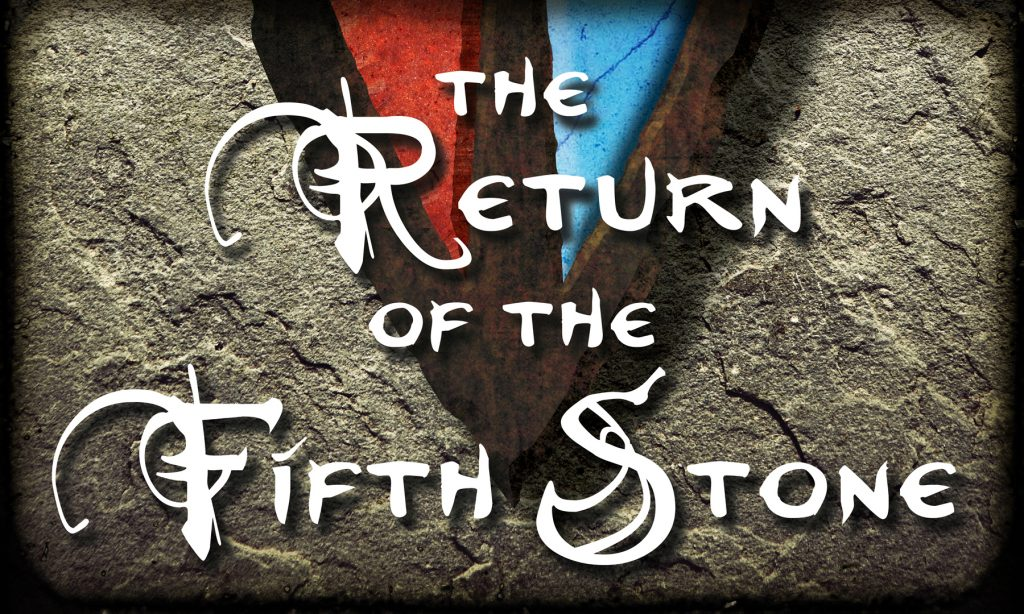 Top Amazon Review for The Return of the Fifth Stone