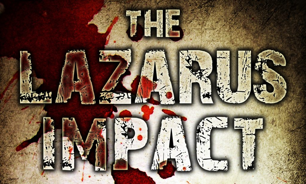 Top Goodreads Review for The Lazarus Impact